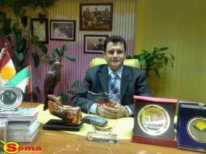 عارف رمضان مدير مؤسسة سما