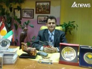 عارف رمضان - رئيس الجالية الكردية في الامارات