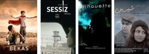 اربع افلام كردية مشاركة