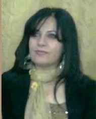 الناشطة السياسية والحقوقية ليلى سعدي