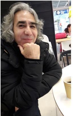الشاعر الكردي السوري لقمان محمود