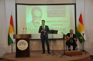 الفنان بهاء شيخو ودلال زاخوي