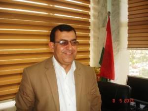 اسماعيل مصطفى مدير الاعلام في بلدية دهوك
