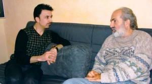 السينمائي نوزاد شيخاني يتحدث للكاتب بدل رفو