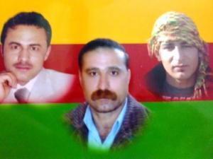 ثلاث شهداء اكراد سقطوا في حلب