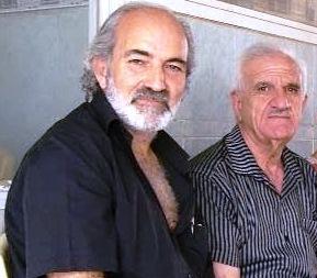 المحاور : بدل رفو و الروائي محمد سليم سواري