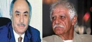 الفنان خالد تاجا والدكتور اشرف الكردي