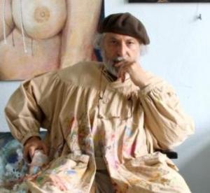 الفنان السريالي زورو متيني